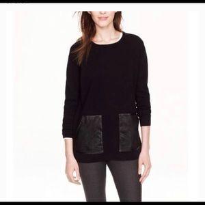J. Crew Merino Wool Sweater - Size Small